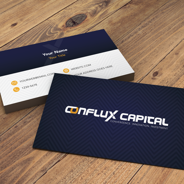 Conflux Name Card 2
