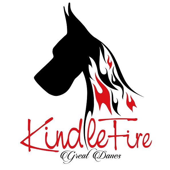 KindleFire Great Danes Logo