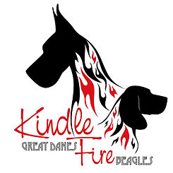 KindleFire Great Danes & Beagles Logo.jp