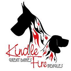 KindleFire Great Danes & Beagles Logo.jp