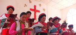 A Chinese Ethnic Minority Church