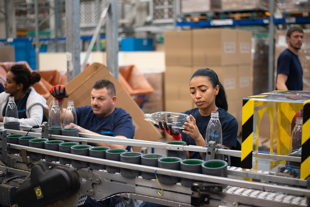 Впровадження ощадливого виробництва на підприємстві