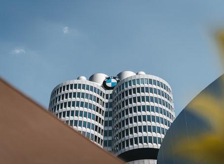 BMW і китайський інтернет-гігант Alibaba - стратегічні партнери