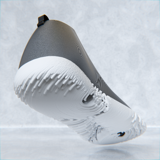 Continuous Vector Sole