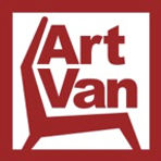 This is the Art Van logo.