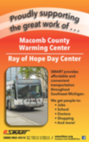 Ray of Hope Day Center