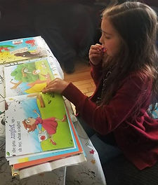 Kids love picture book, Mom Needs a Dinosaur!