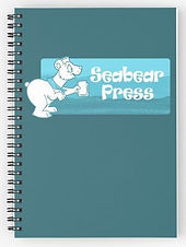 Seabear Press spiral journal
