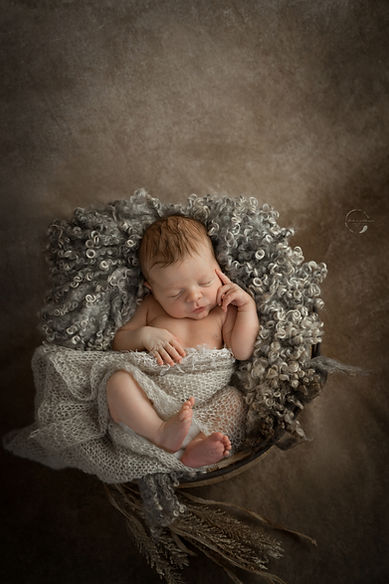 .Newbornfotoshooting Baby Fotoshooting B