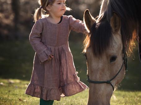 Pferdeshooting / Familienshooting