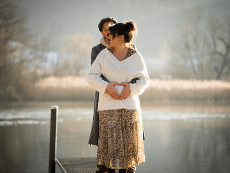Familien-Shooting am See