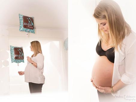 Schwangerschafts-Shooting