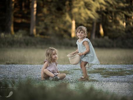 Natürliche Kinderfotos Bern