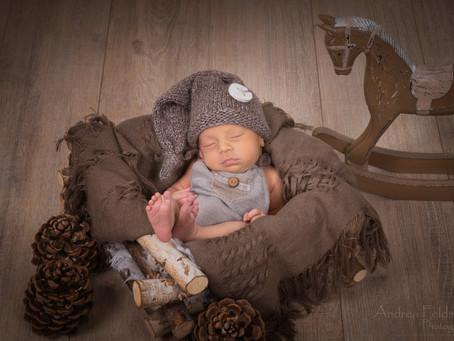 Schwangerschafts- & Newborn-Shooting