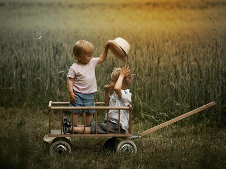 Kinder- und Familienshooting
