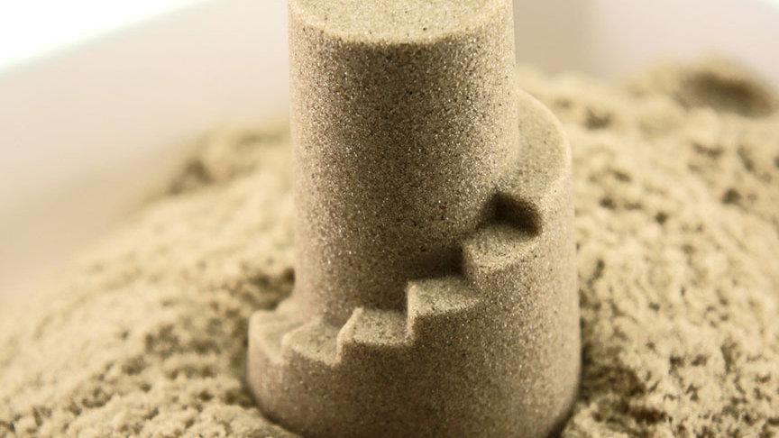 Песок морской для детской песочницы