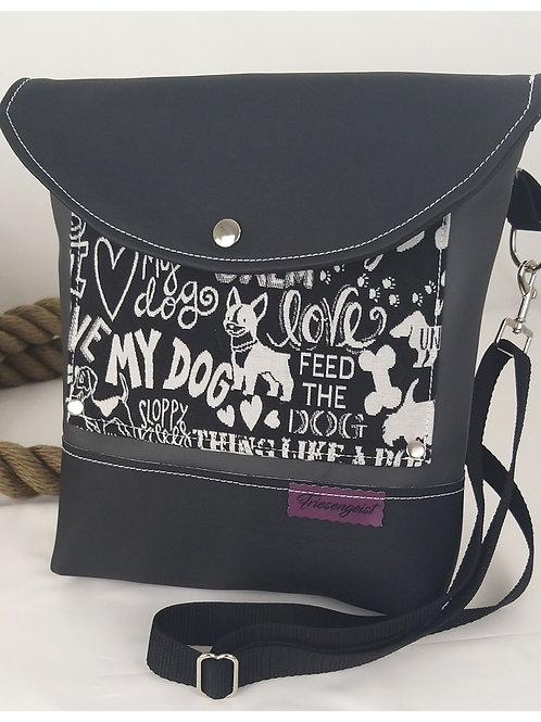 Handtasche Feed the Dog