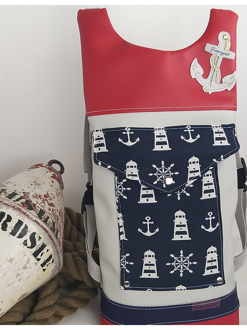 Rucksack maritim