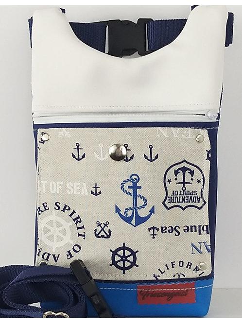 maritime Gürteltasche