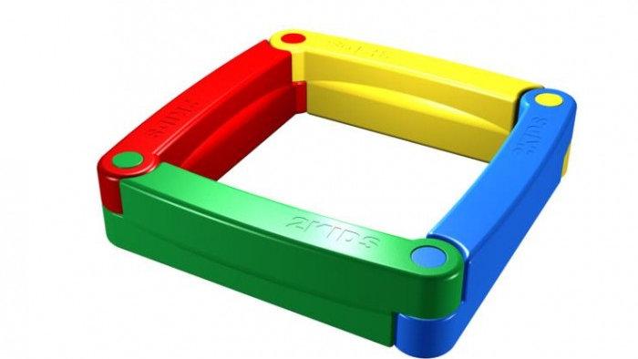 Детская песочница 2KIDS M из 4х элементов