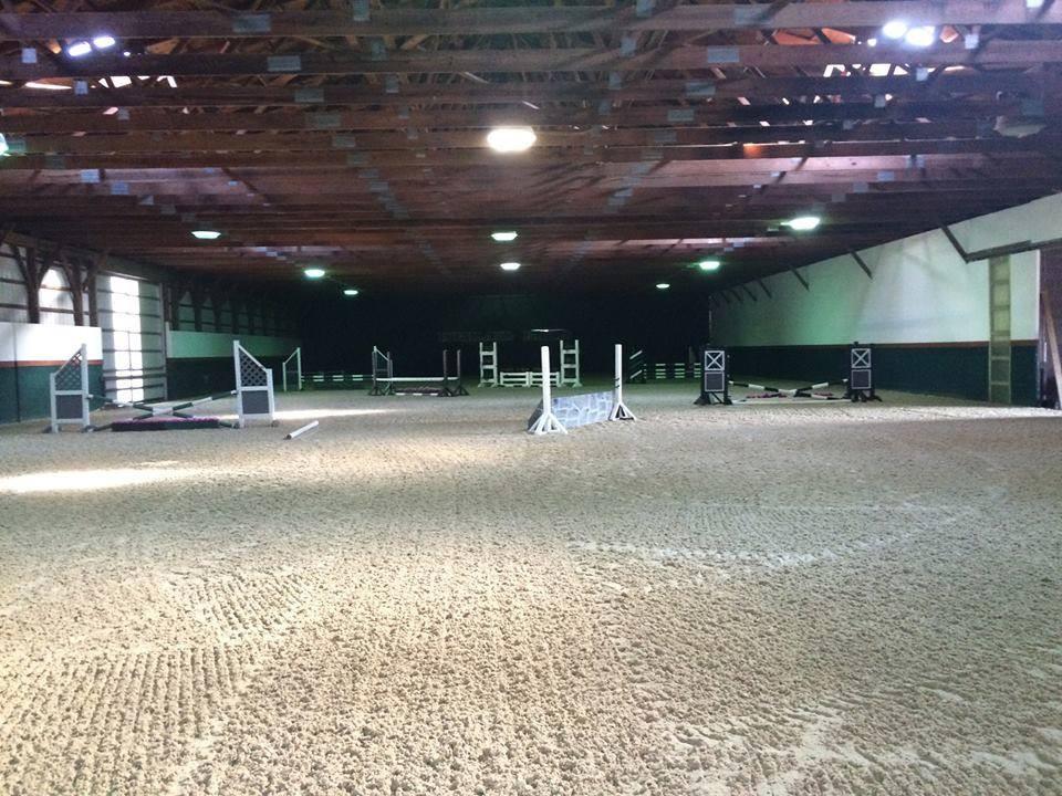 Highland Farm NJ Indoor Arena