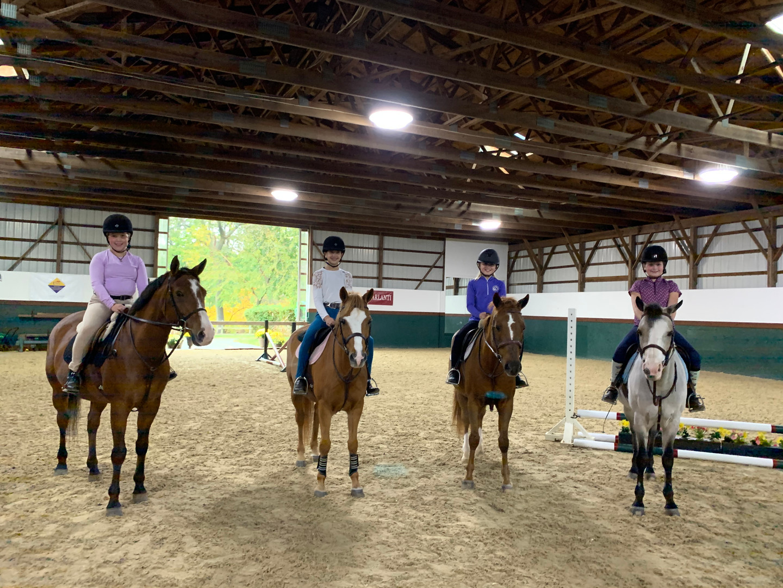 Highland Farm NJ Riding Lessons