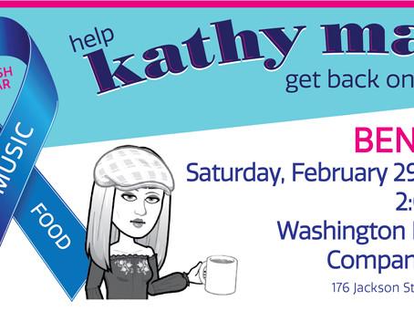 Kathy Mac Benefit 2/29