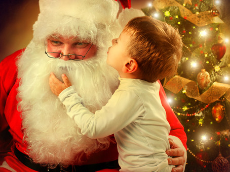 Breakfast with Santa! December 8, 2019