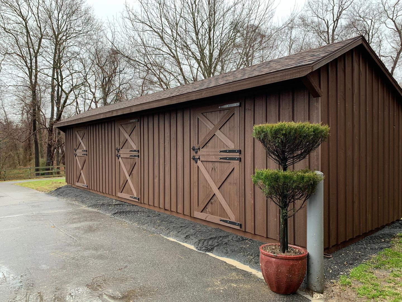 Highland Farm NJ Annex Barn