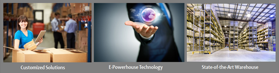 Fusion Fulfillment-Customized Solutions, ePowerhouse Technology, State-of-the-Art Warehouse Facility
