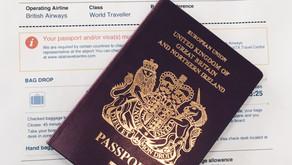Airline review - British Airways