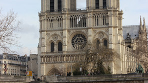 Why we should focus on saving the Planet, not just Notre Dame