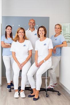 Das Ärzte Team in Medzentrum Villach