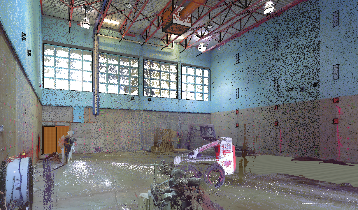 UVIC Point Cloud