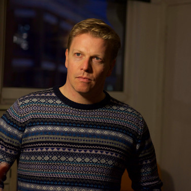 DAVID MENKIN  David plays Daniel in Clothes & Blow. His credits include Zero Dark Thirty, Florence Foster Jenkins, A Hologram For The King, The Man From U.N.C.L.E., Thunderbirds and McMafia.