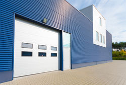 Clean warehouse cladding