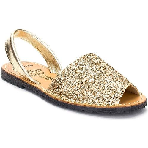 Glitter Doradas