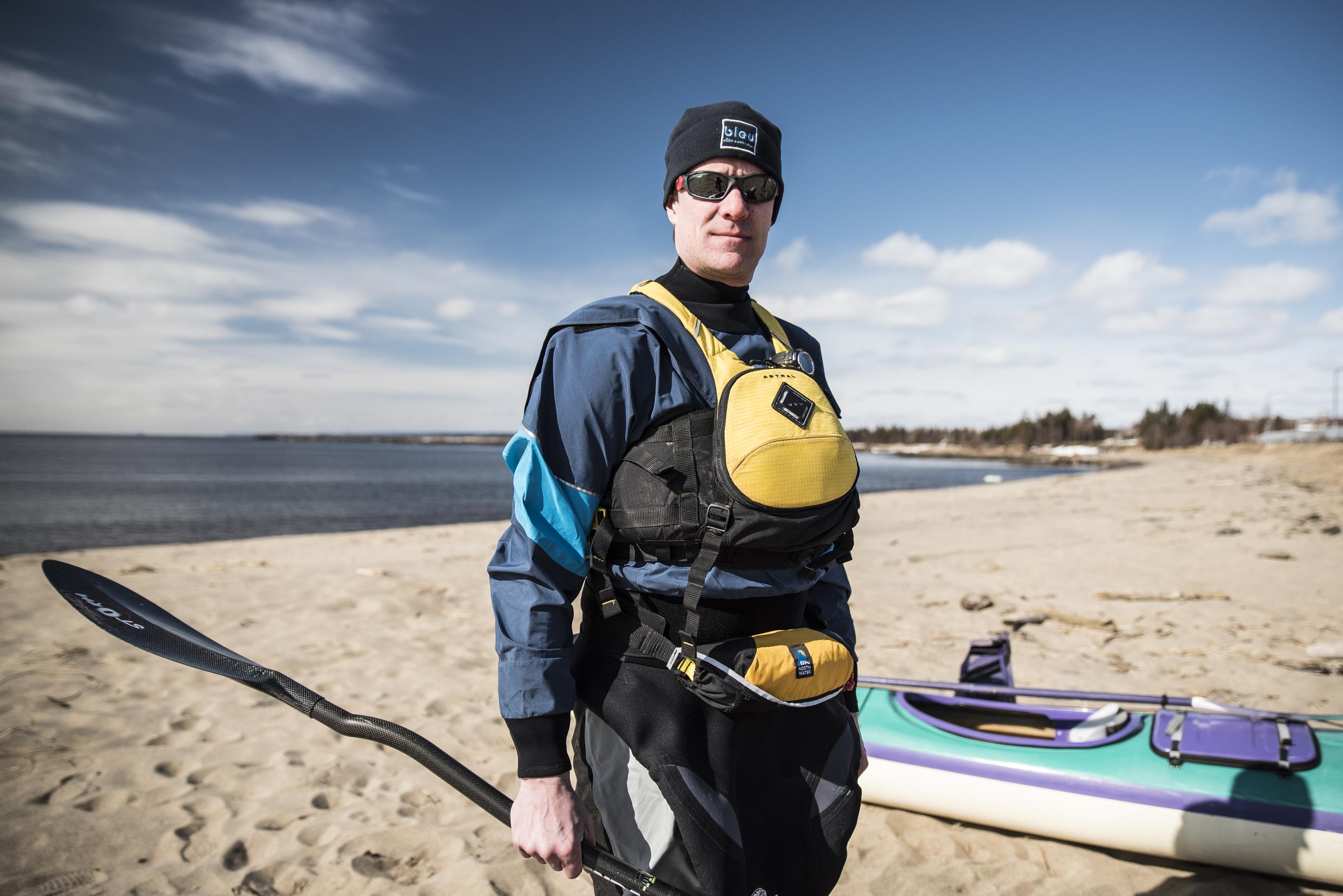 LA FLÈCHE - Kayak de mer