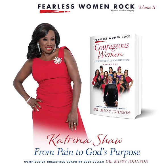 Courageous Women Find Strength During Th