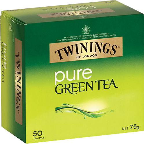 Twining's Pure Green Tea 50pc