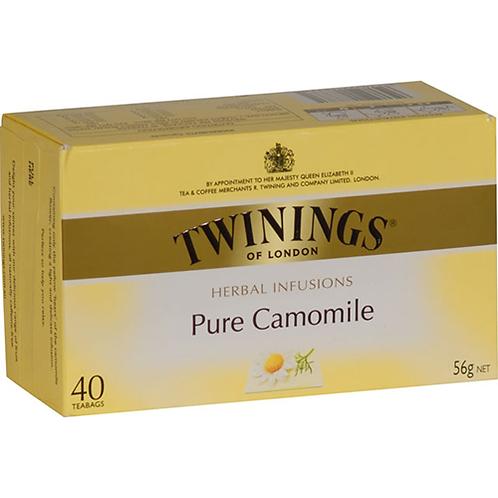 Twining's Pure Camomile Tea 40pc