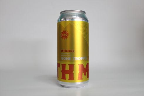 Isthmus, Sour Beer, Gone Troppo.JPG