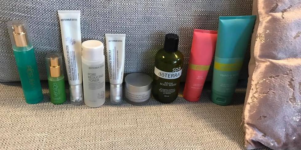 Wednesday Webinar: Skincare & Spa range