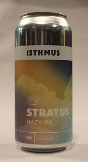 Isthmus, Stratus, Hazy IPA