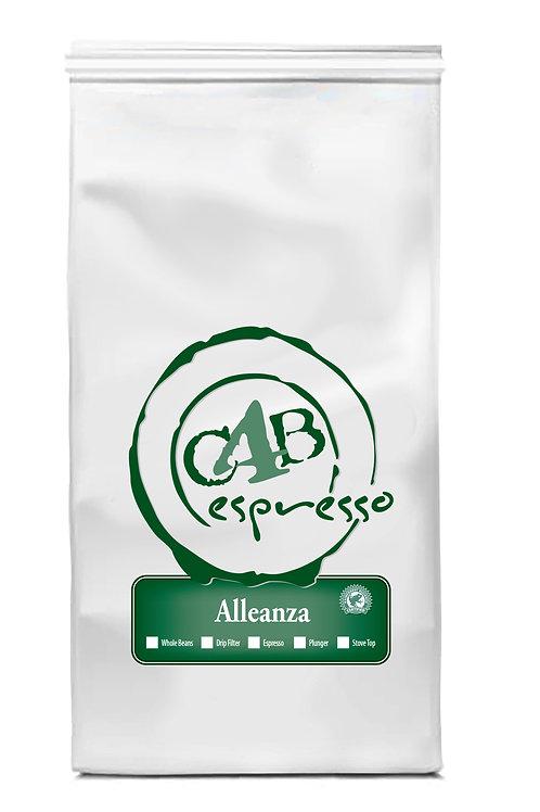 C4B Alleanza (Rain Forest Alliance Certified) x 1KG bag