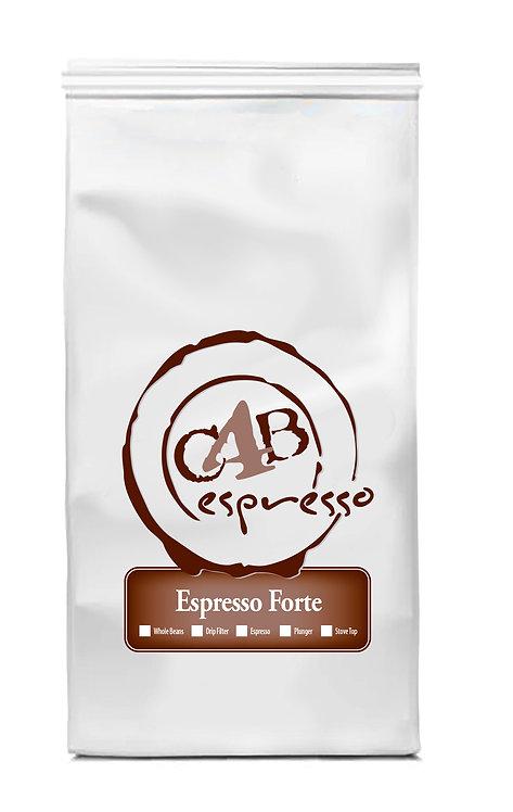 C4B Espresso Forte Roasted Coffee