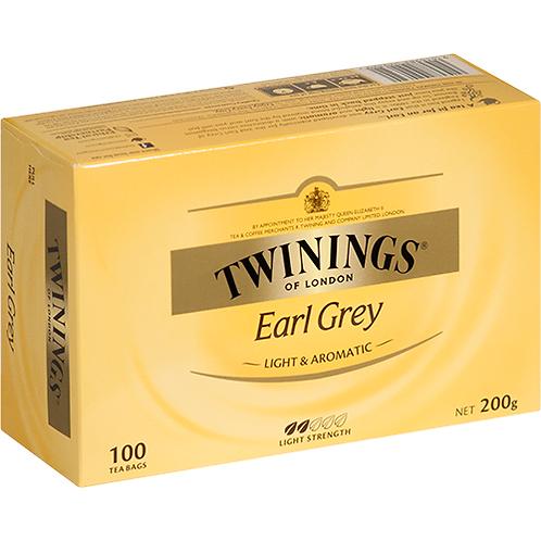 Twining's Earl Grey 100pc