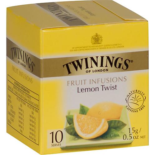 Twinings Lemon Twist - 10 pcs