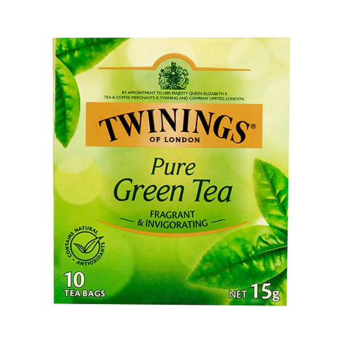 Twinings Pure Green Tea 10pc