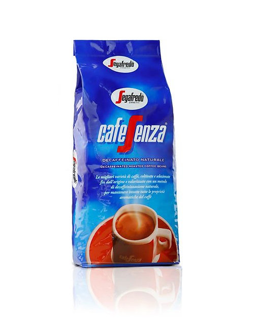 Segafredo Decaf Coffee 1KG